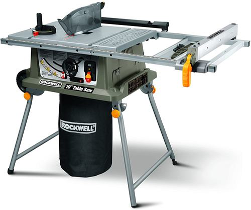 ROCKWELL RK7241S PORTABLE TABLE SAW