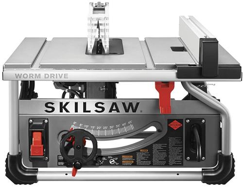 SKILSAW SPT70WT-01 Portable Worm Drive Table Saw